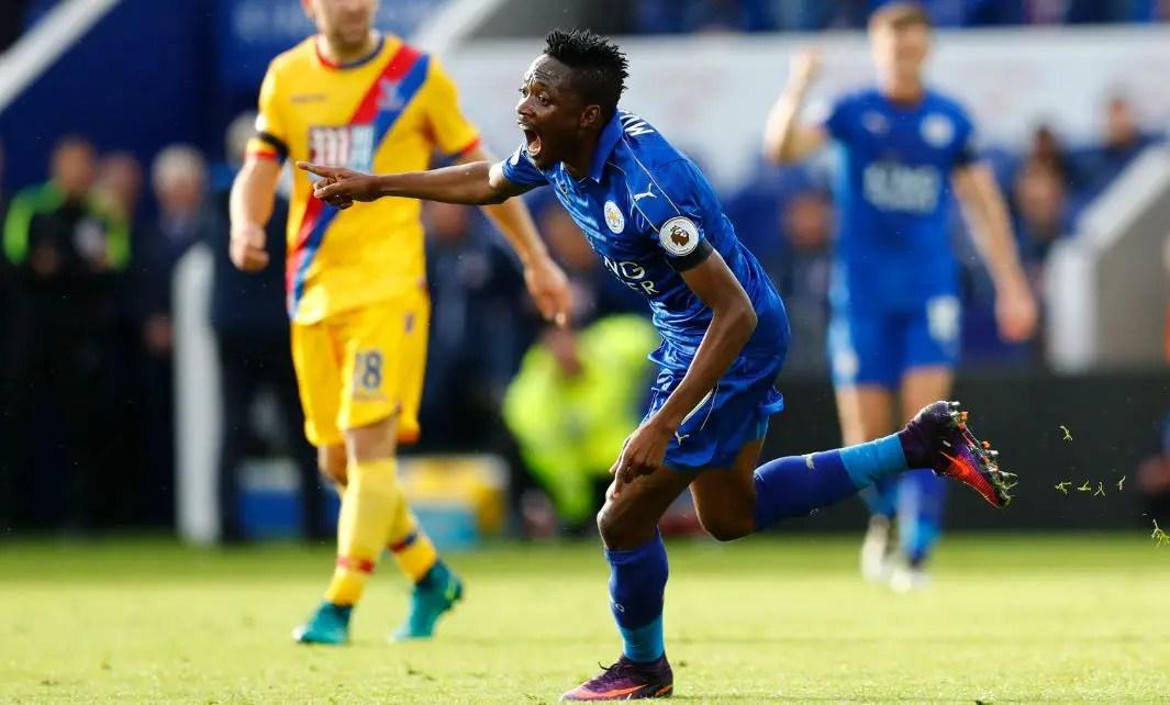 Ranieri: Musa Is Now Ready For Premier League