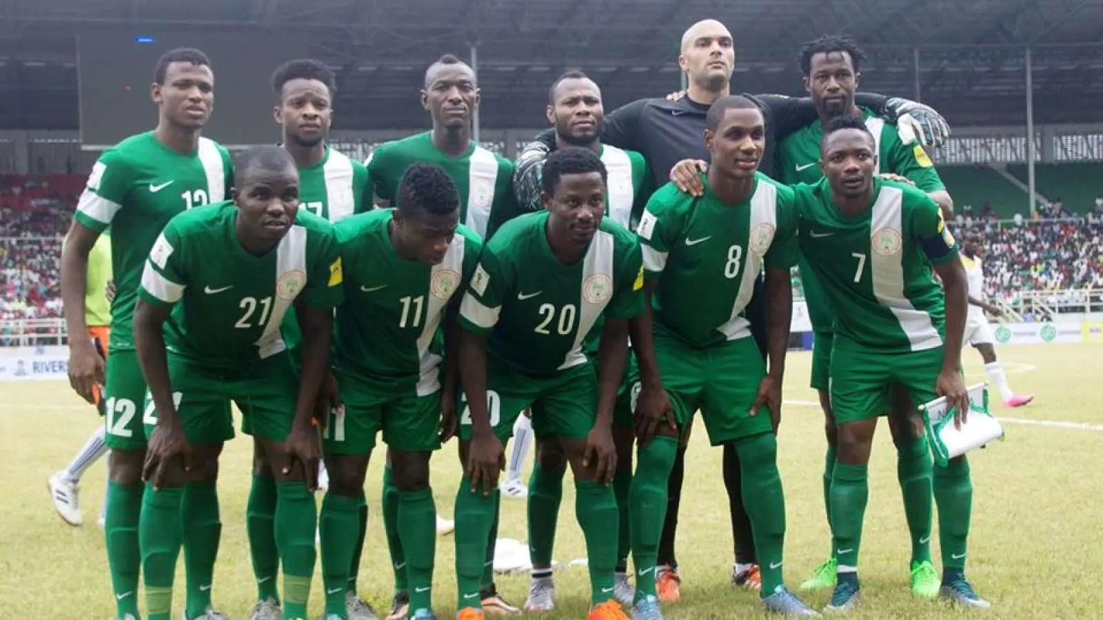 2018 WCQ: Iwobi, Iheanacho, Ezenwa, Akpeyi Arrive Eagles Camp