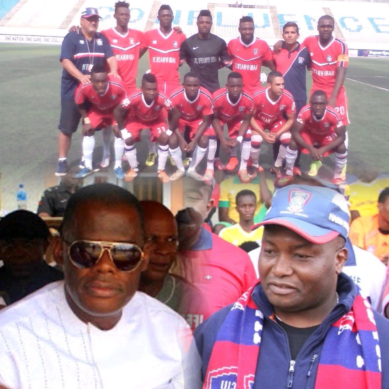 Gabros Make Fresh Move To Stop FC IfeanyiUbah's CAFCC, NPFL Campaign