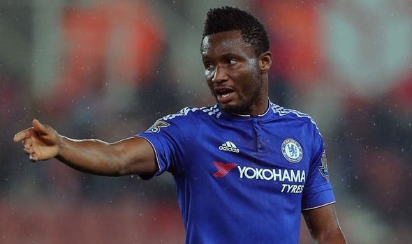 Conte Pleased With Mikel, Won't Dismiss Chelsea Exit Rumours