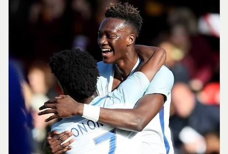 Pinnick: Chelsea's Abraham Is Like My Son, We'll Get Him For Nigeria
