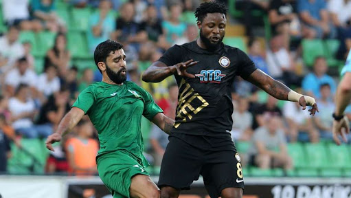 Lawal Upbeat Embattled Osmanlispor Will Retain Turkish Premier League Status