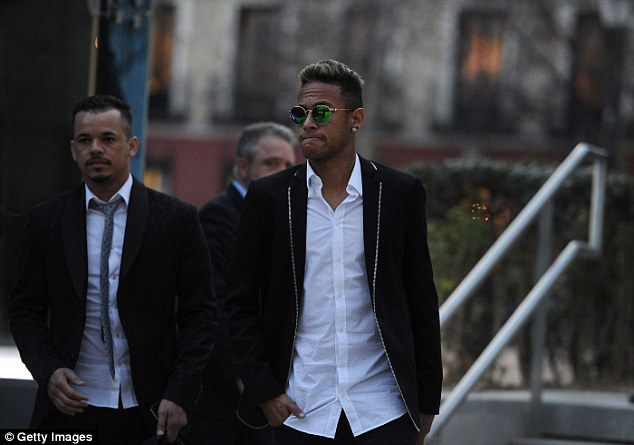 Neymar Faces Two Years In Prison Over Transfer Corruption
