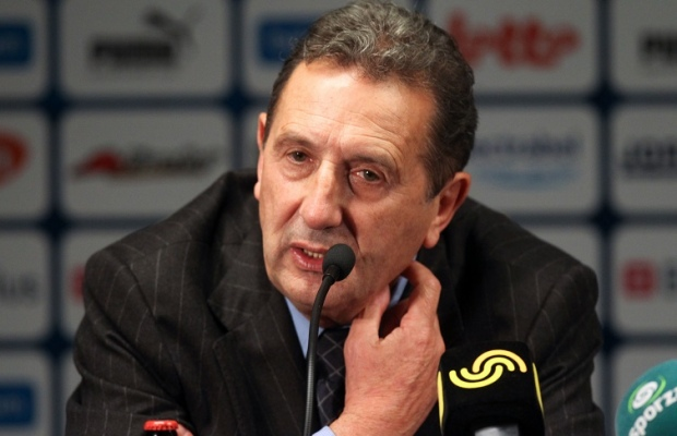 Algeria Coach Leekens Fears Iheanacho, Iwobi, Musa; Vows To Beat Eagles