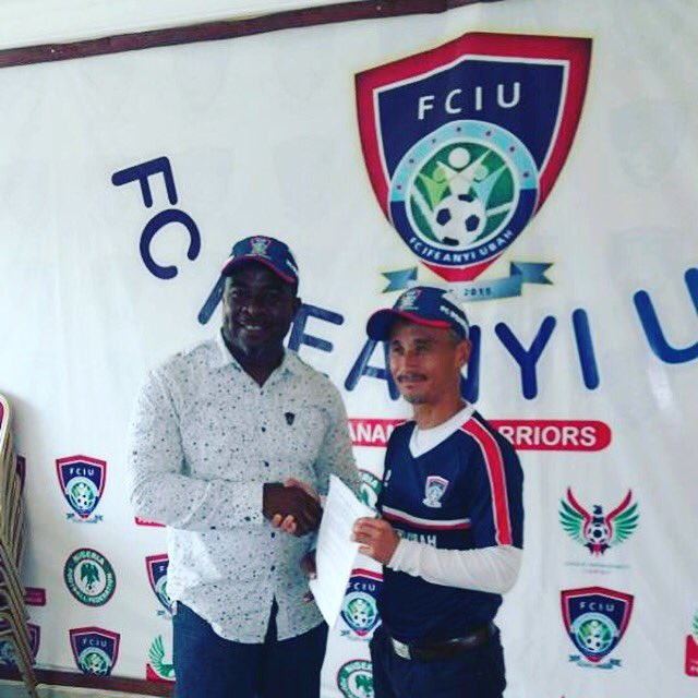FC Ifeanyiubah Appoint Japanese, Ghanaian Coaches; Promote Dobrev