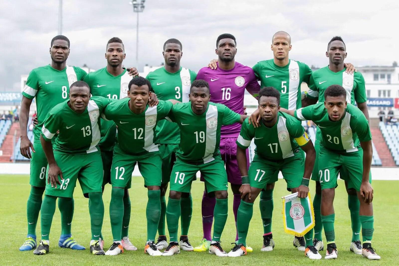 Nigeria Vs Algeria:Akpeyi,Etebo, Moses,BalogunTo Start