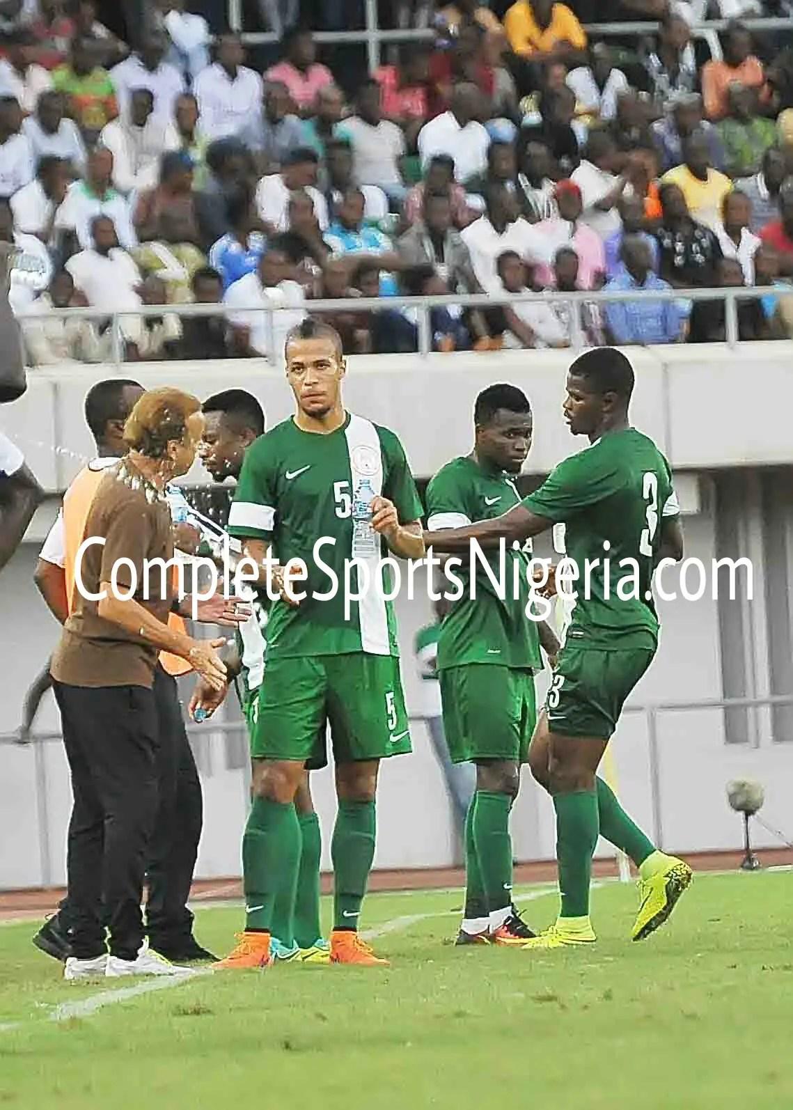Ikhana Backs Rorh To Lead Super Eagles To World Cup