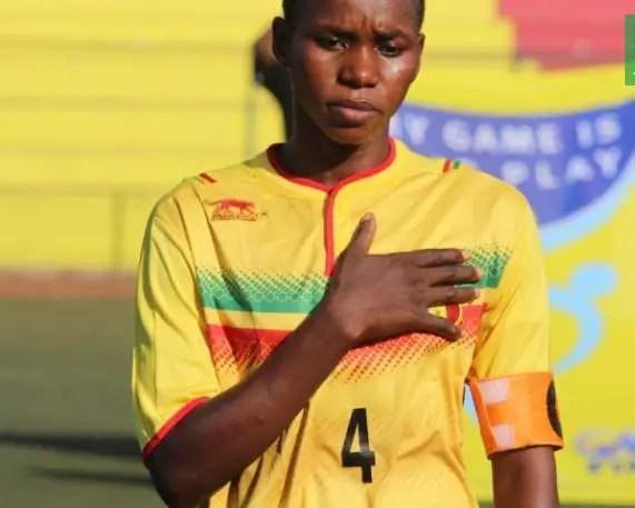 2016 Women'sAFCON: Mali Captain Targets Win Against Super Falcons
