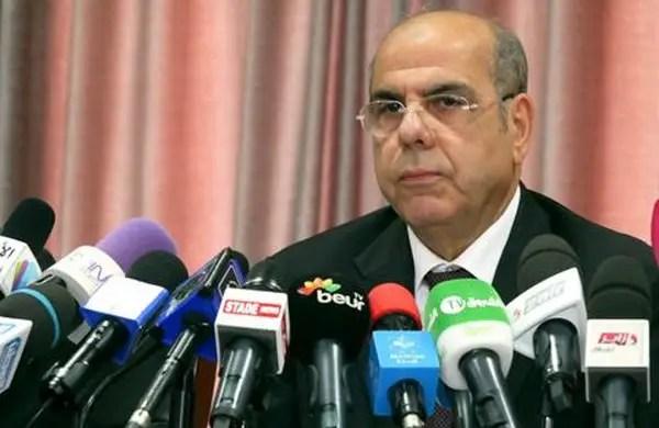 Algeria FA Boss Mandates Fennecs To Beat Super Eagles In Uyo