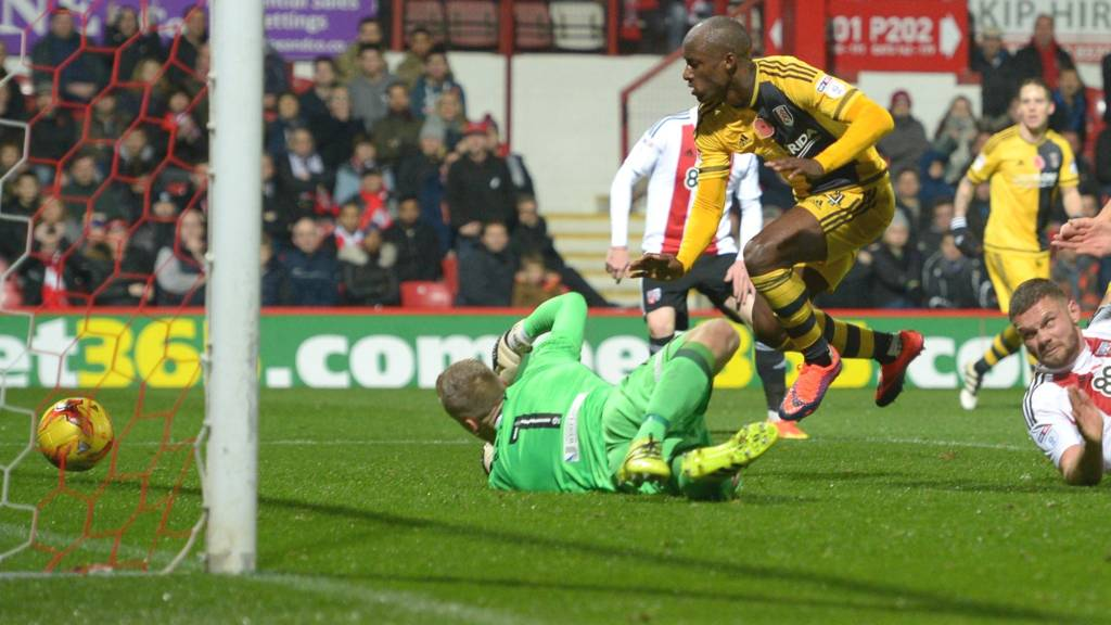In-Form Aluko Eyes EPL Promotion With Fulham