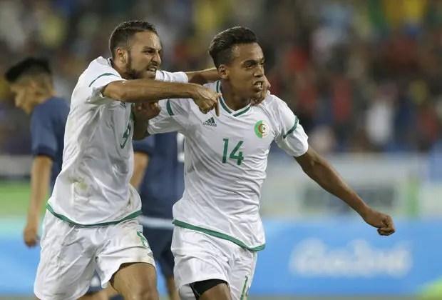 Algeria Coach To Unleash Olympic StarBendebkaOn Super Eagles