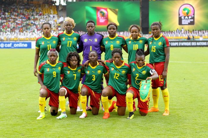 AWCON: Cameroon Pip South Africa, Qualify For Semis