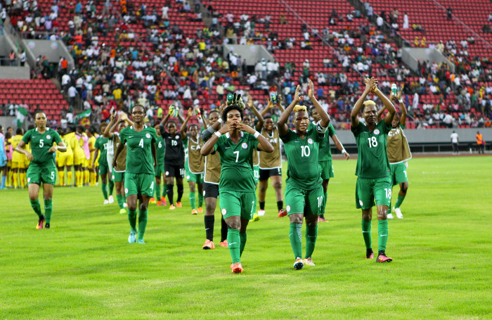 Falcons Spank Kenya, Set Up South Africa Semi-Final