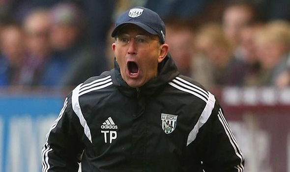 Pulis Rules Berahino, McClean, Chadli Out Of Leicester clash