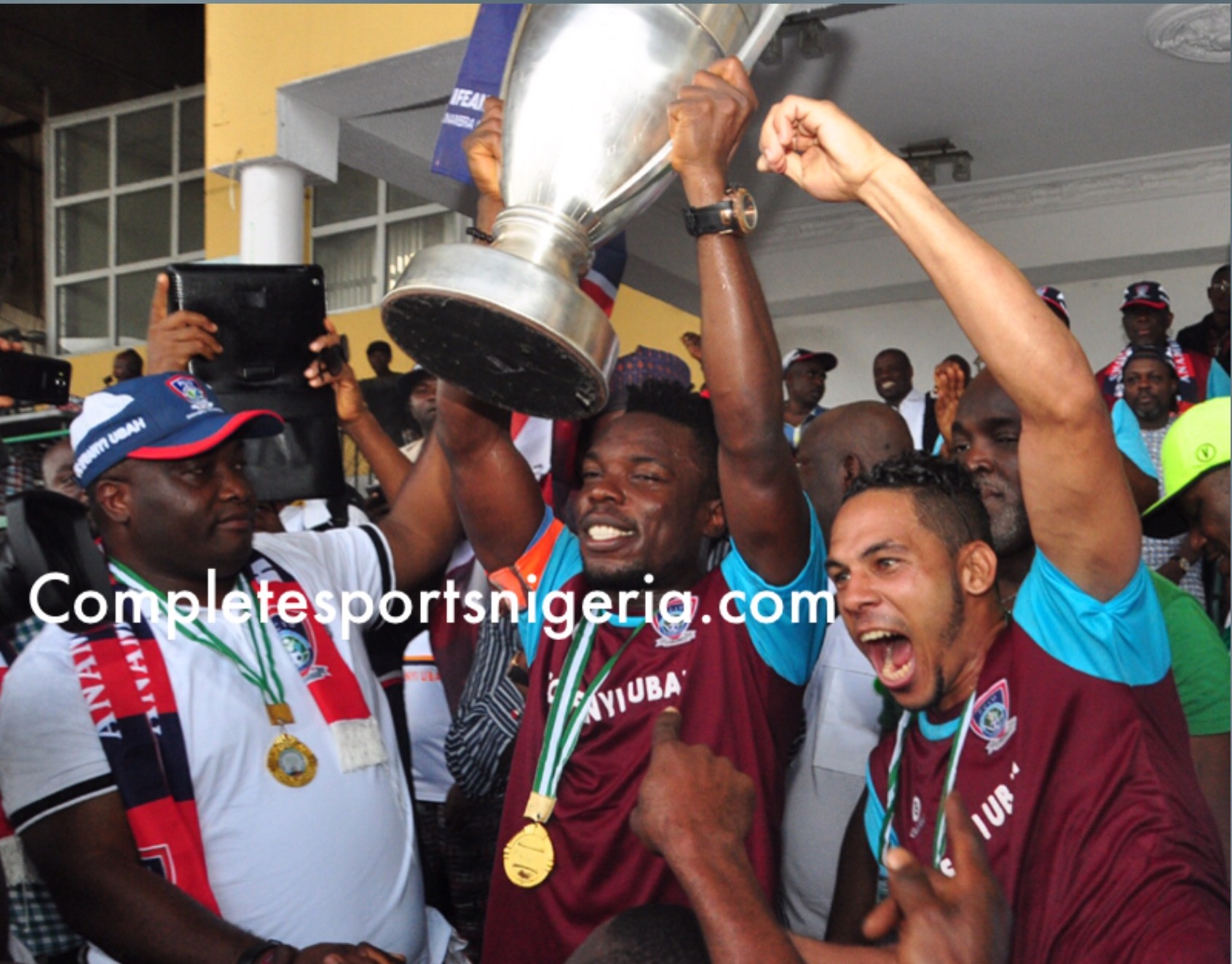 Insurance, Kwara United Win State FA Cup Finals; Champions FC Ifeanyiubah, Enyimba, Rangers In Sunday Duels