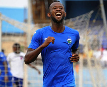 Enyimba's Udoh Undecided Over Proposed Al-Merreikh Move