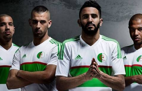 Algeria Name Mahrez, Slimani, Brahimi For Super Eagles Tie