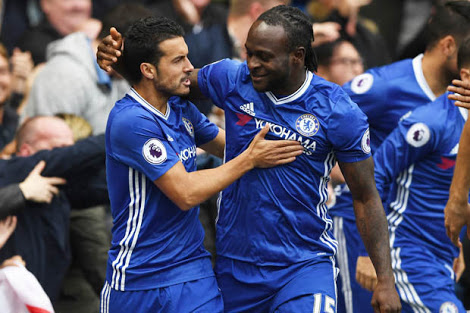 Moses: Chelsea Have Players To Beat Tough Spurs, Pedro Is Great