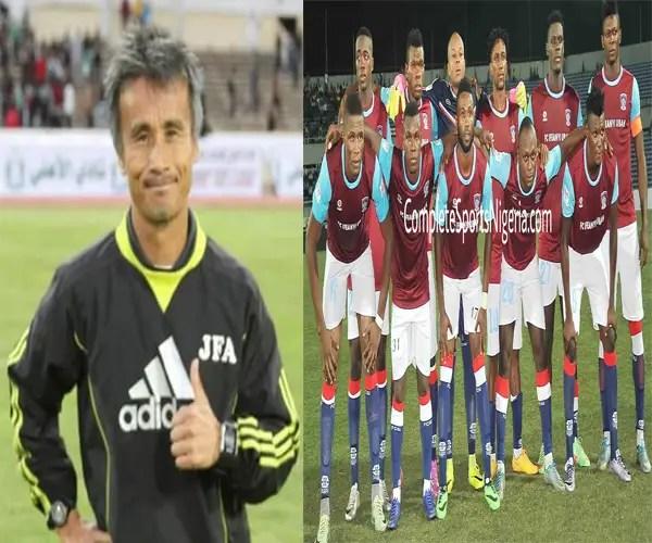 FC IfeanyiUbah: How We Parted Ways With Yatsuhashi
