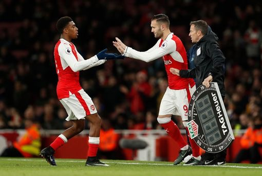 Wenger Explains 'No Loan Deal' Tag On Iwobi, Other Arsenal Youngsters