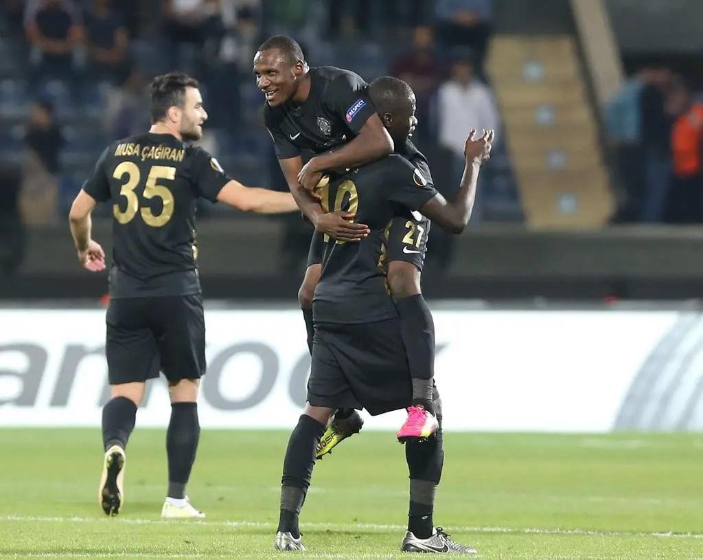 Umar's Goal Seals Win For Osmanlispor; Omeruo, Echiejile Also Win