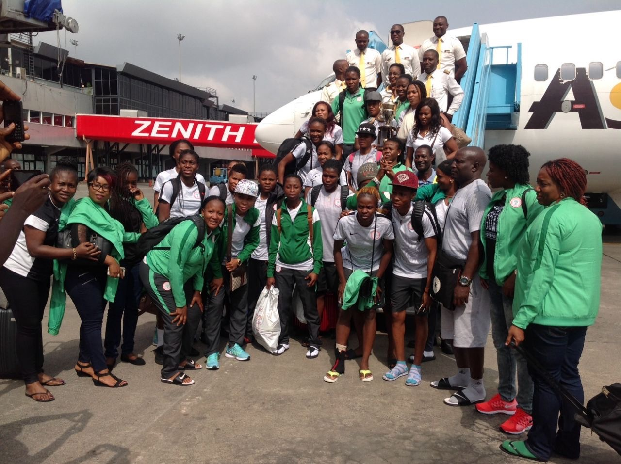 Oparanozie: We Defied All Odds To Win 2016 AWCON