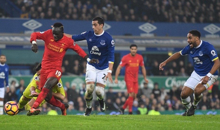 Mane's Late Strike Earns Liverpool Vital Away Win Vs Everton