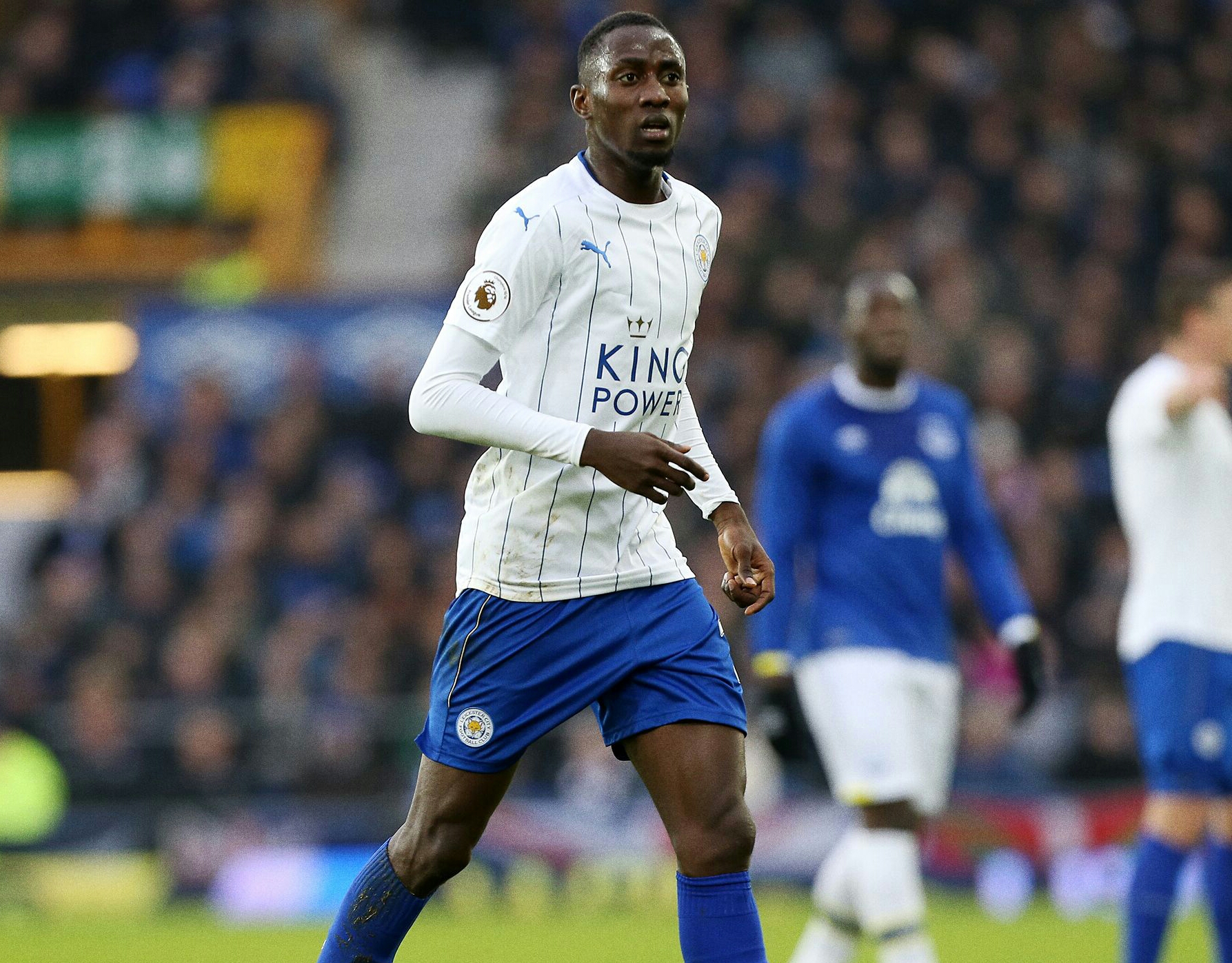 Leicester's Ndidi Set For EPL Debut Against Chelsea