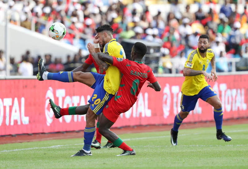 AFCON: Gabon Out After Cameroon Draw, Burkina Top Group A