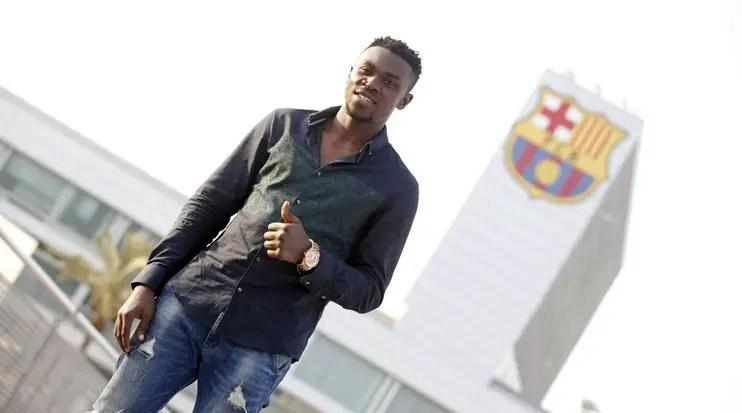 Ezekiel Bassey Joins Barcelona B From Enyimba