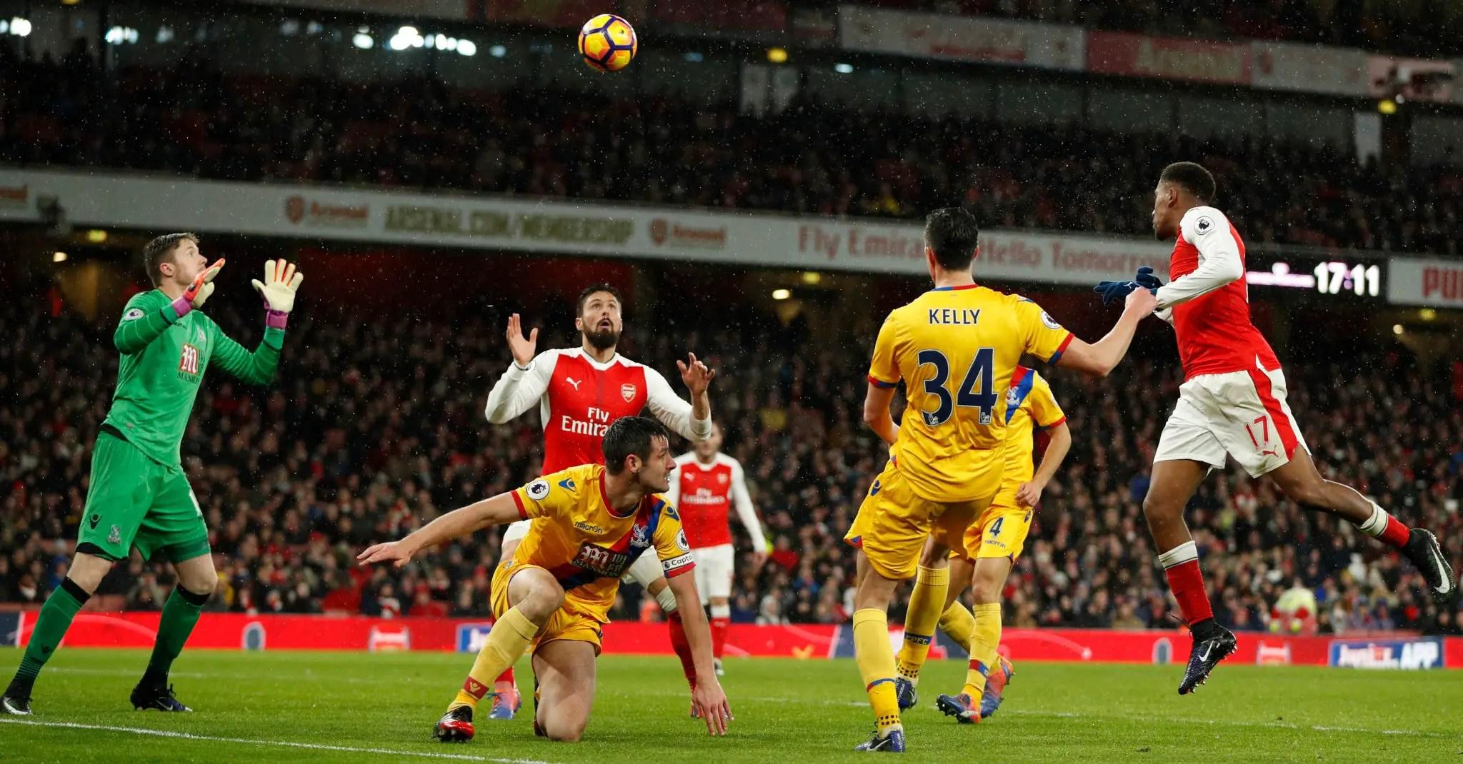 Iwobi: Arsenal Will Pounce If Chelsea Slip Up