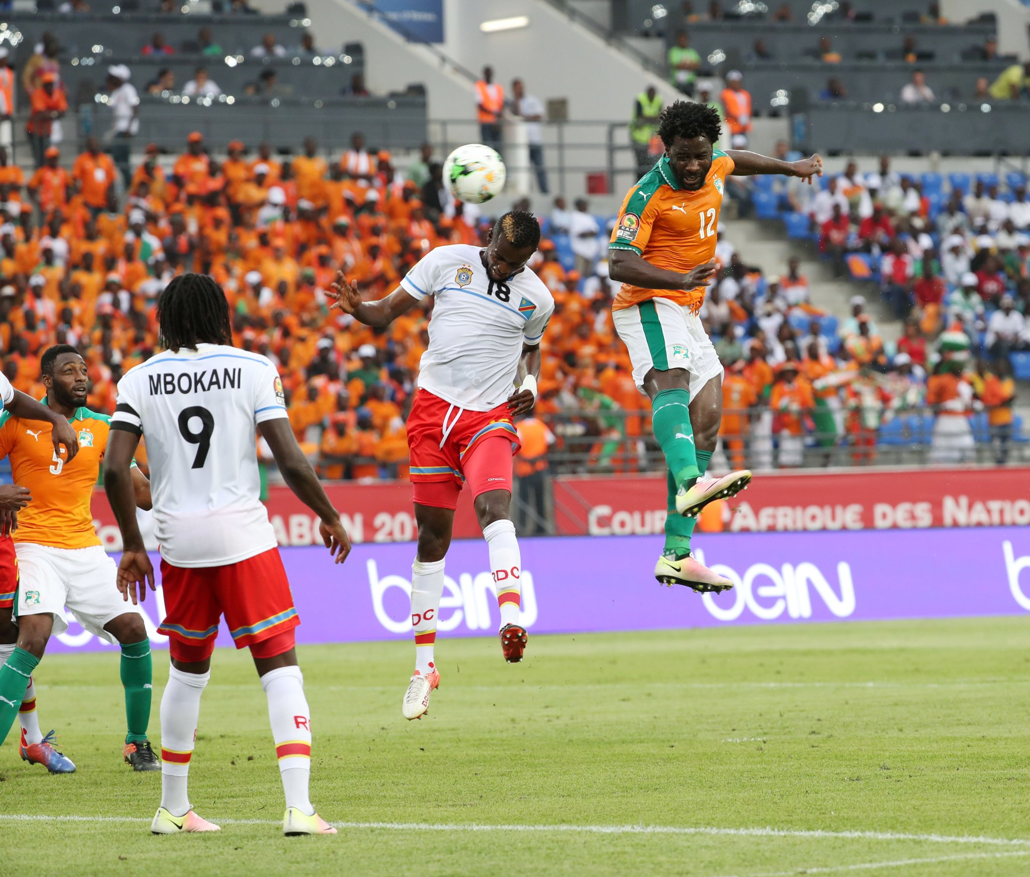 AFCON 2017: DR Congo Hold ReigningChampions CIV