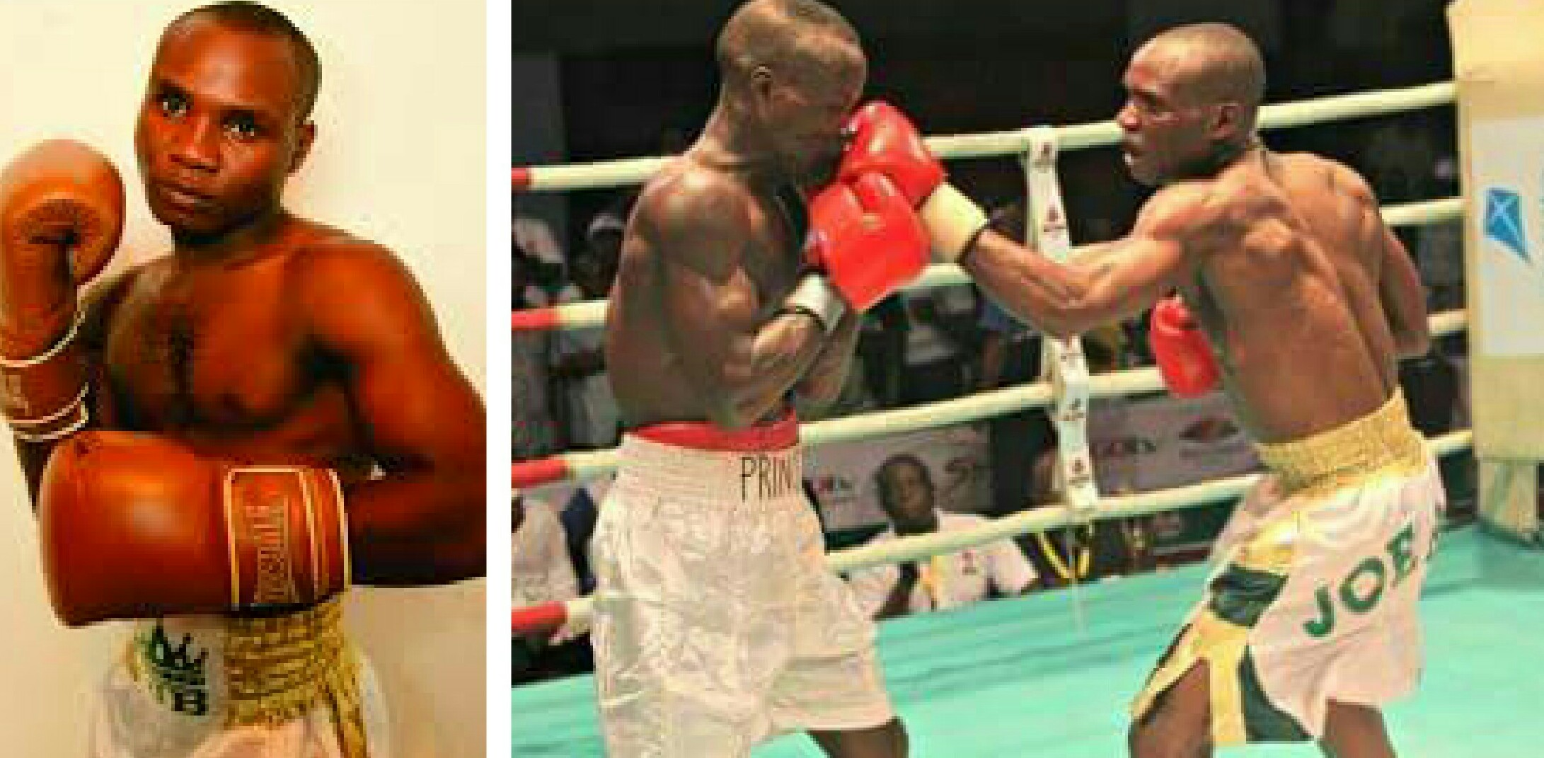 Okada Rider-Turned Boxer, Joseph: No Nigerian Pro Is a Threat To Me