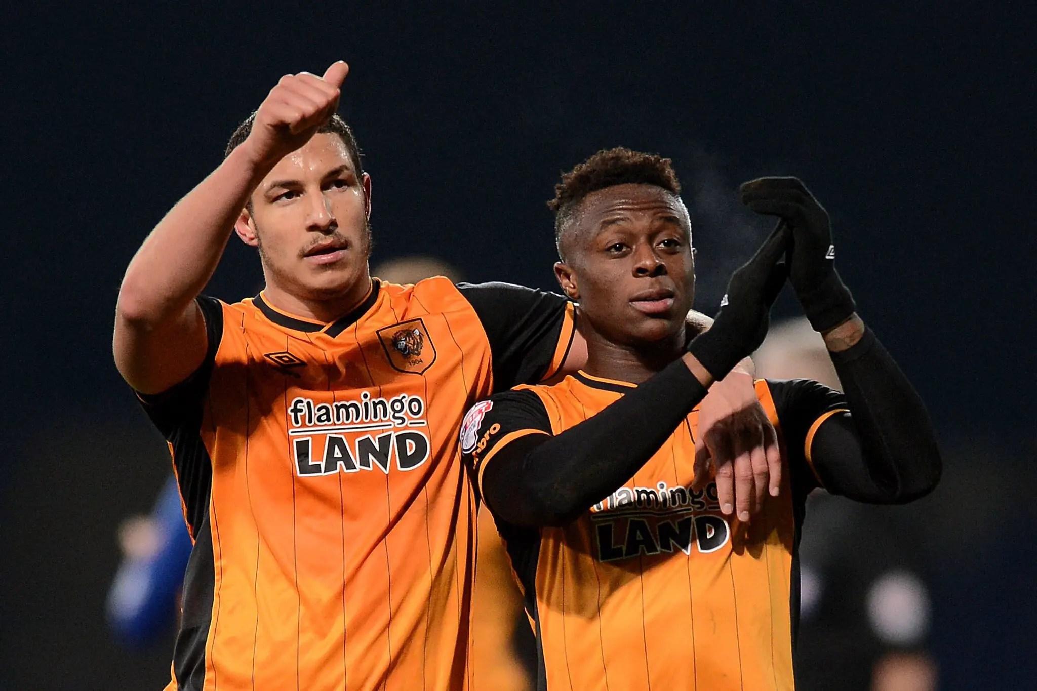 Injured Odubajo Confident of Making EPL Debut At Hull City