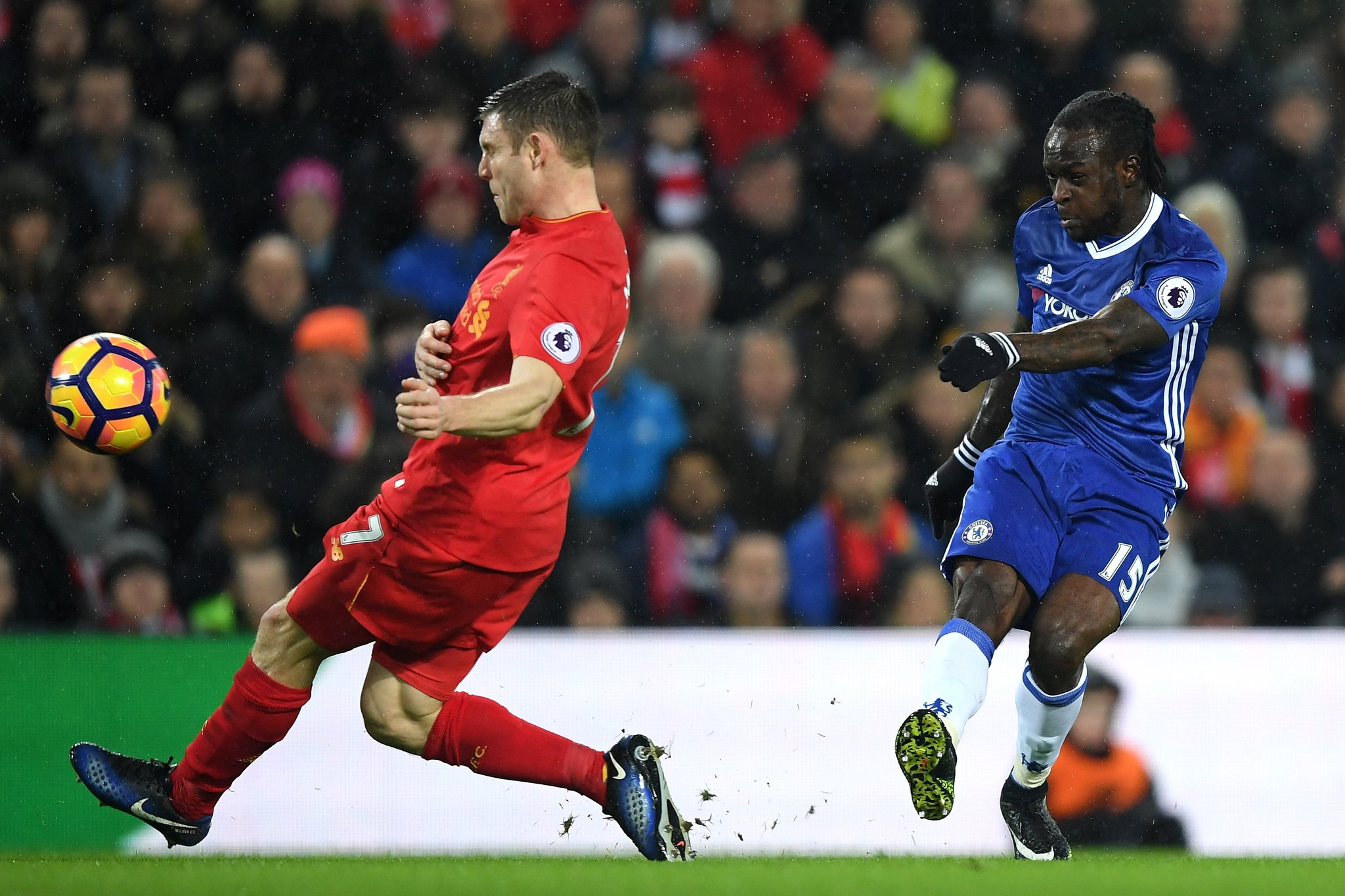 Moses Starts, Costa Misses Penalty As Liverpool Hold Chelsea