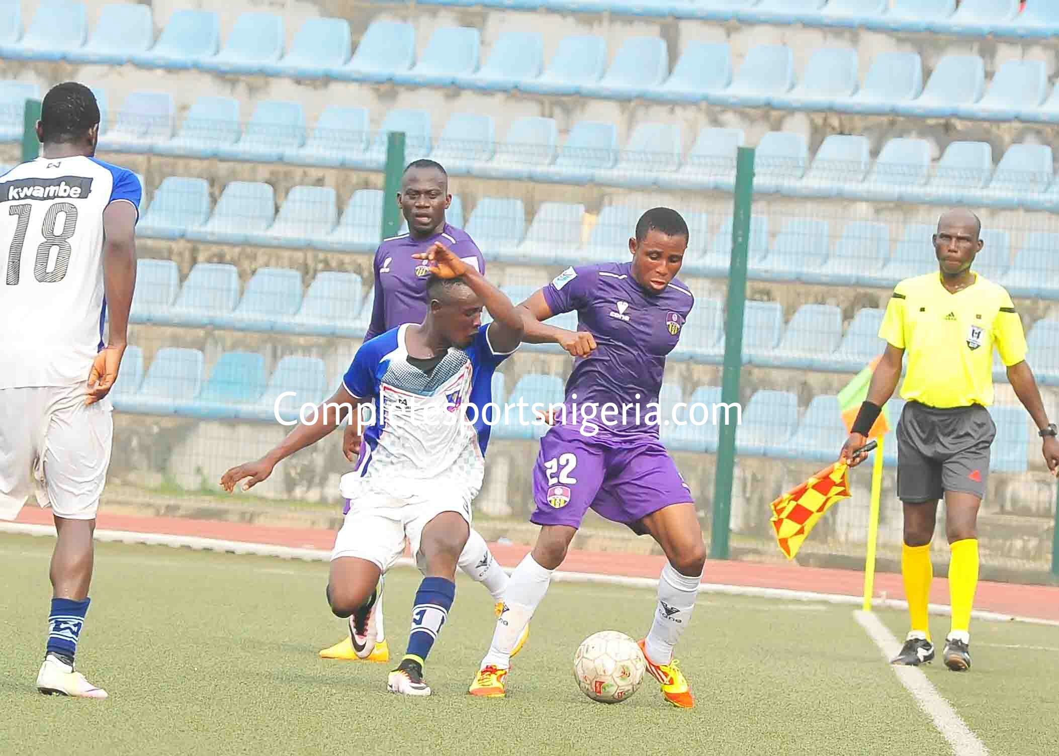NPFL: Plateau United Aim To Stay Unbeaten, MFM Welcome Pillars