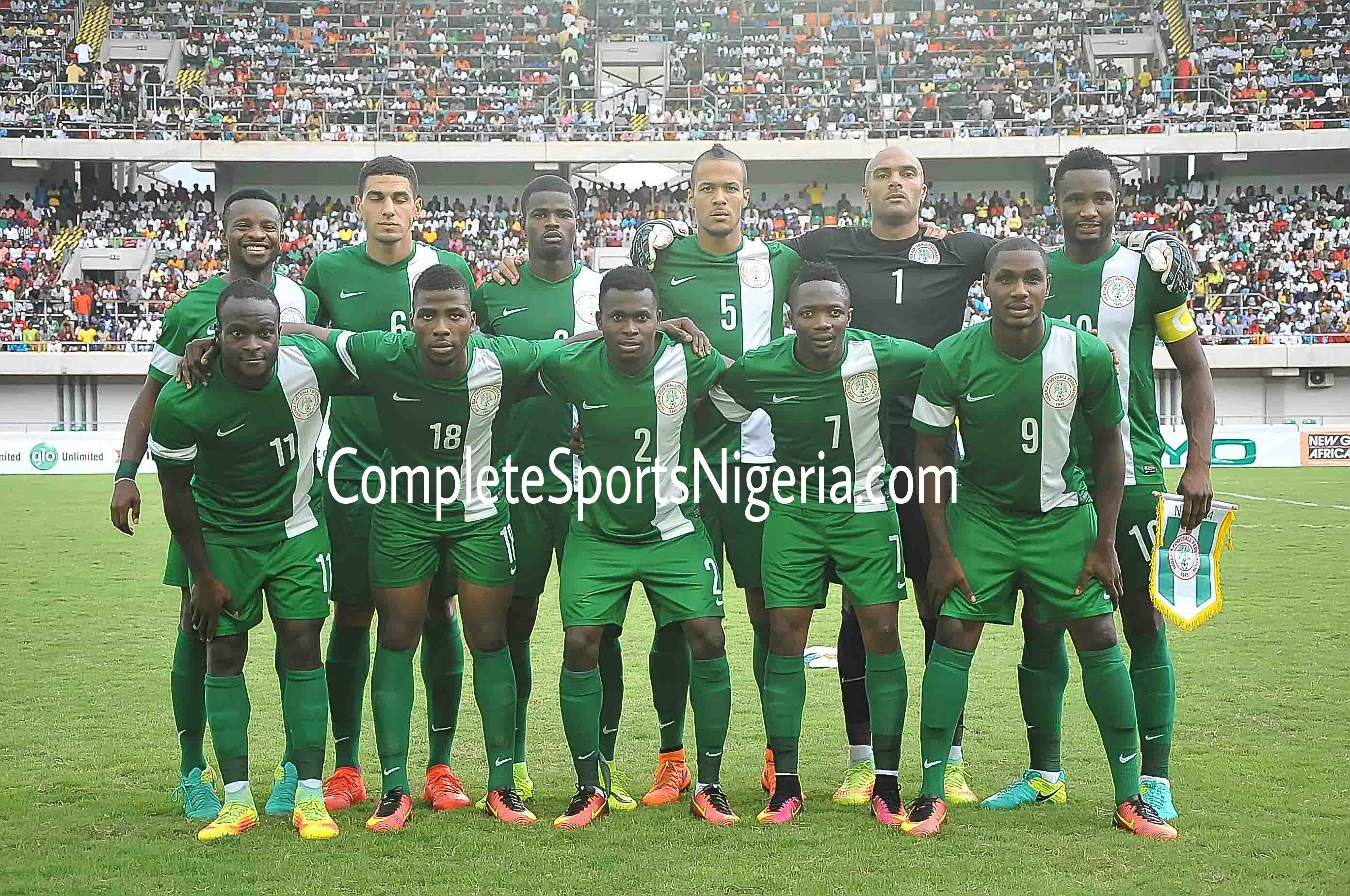 GABON 2017: How Nigeria Have Missed 14 AFCON Editions