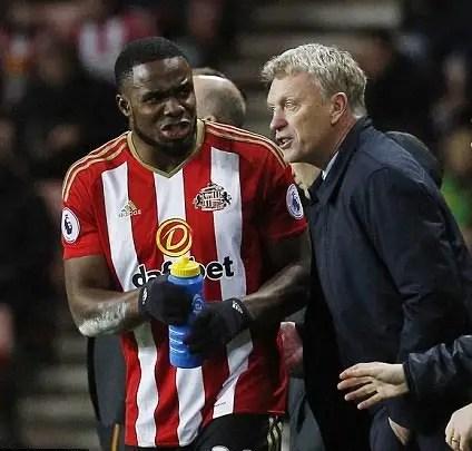 Moyes: Anichebe, Pickford Key In Sunderland's Relegation Fight
