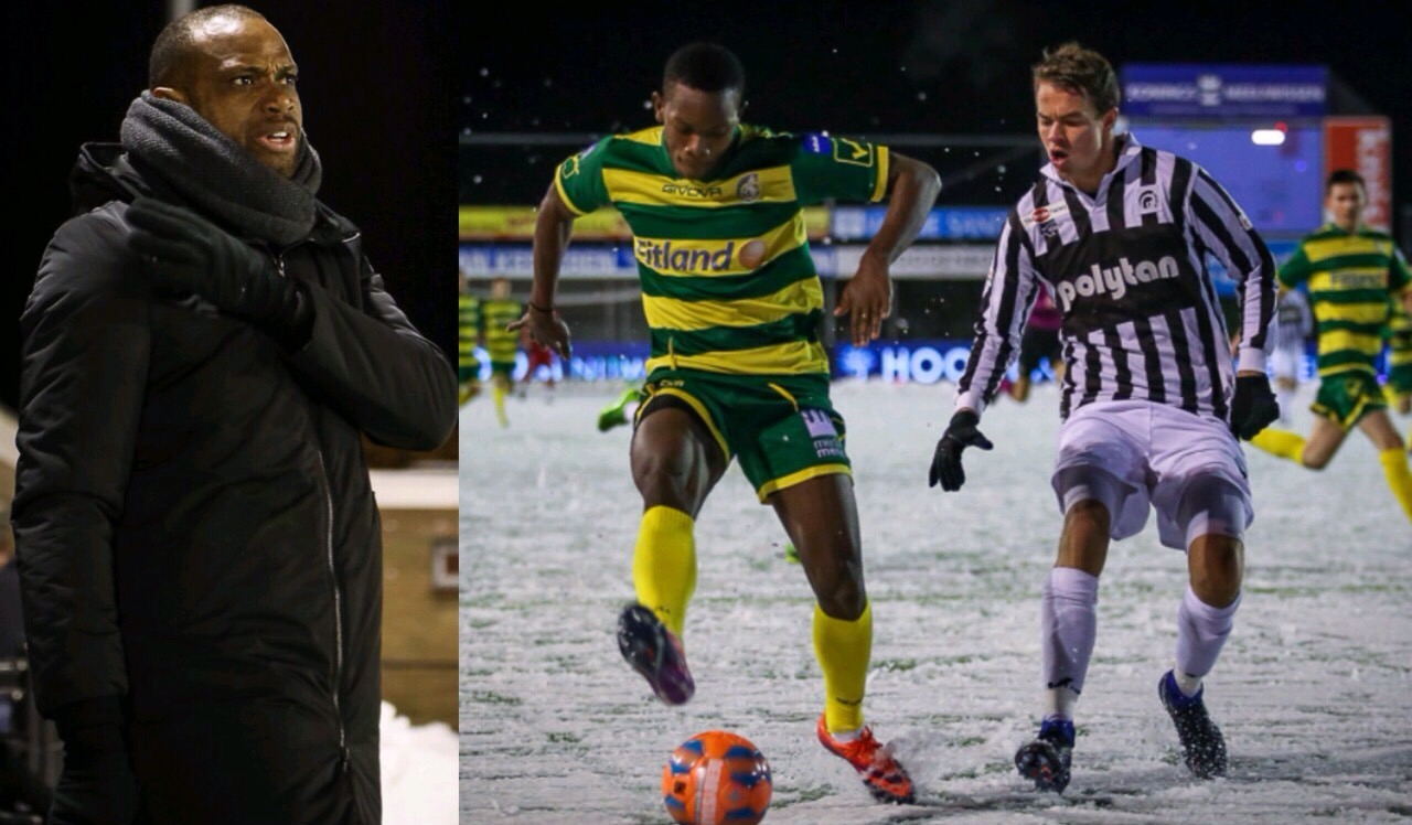 Oliseh Pleased With Fortuna Sittard's First Away Win Of Season