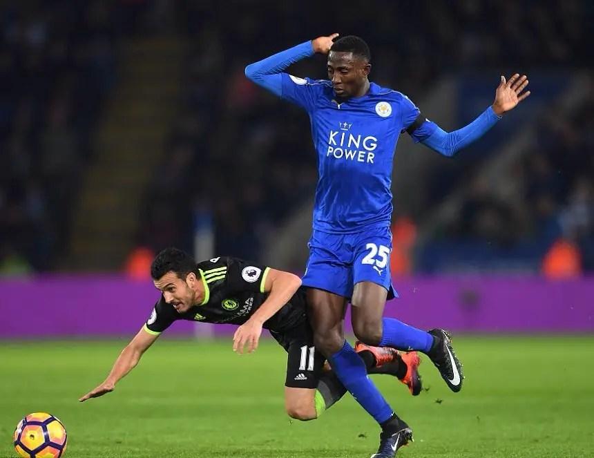 Ranieri Praises 'Versatile' Ndidi In Leicester's Home Defeat By Chelsea