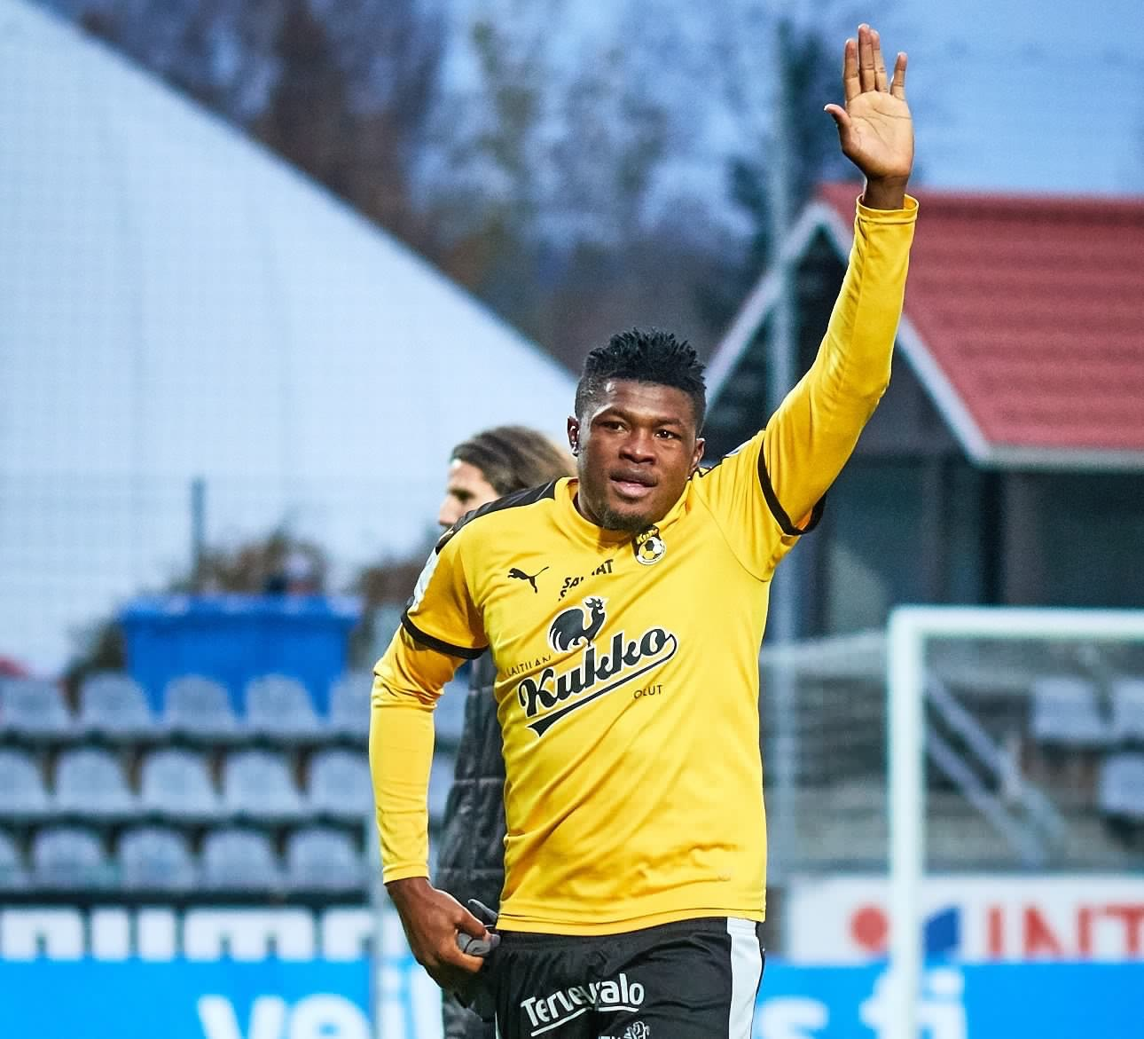 Salami Bags Brace in KuPS Cup Win; Simon, Troost-Ekong, Kalu Win with Gent