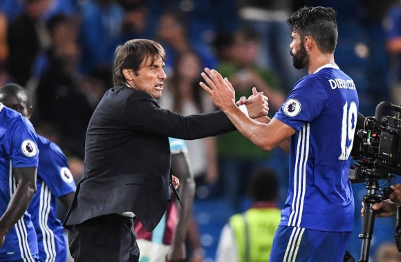 Costa Dropped After Clash With Conte Over £30m China Offer