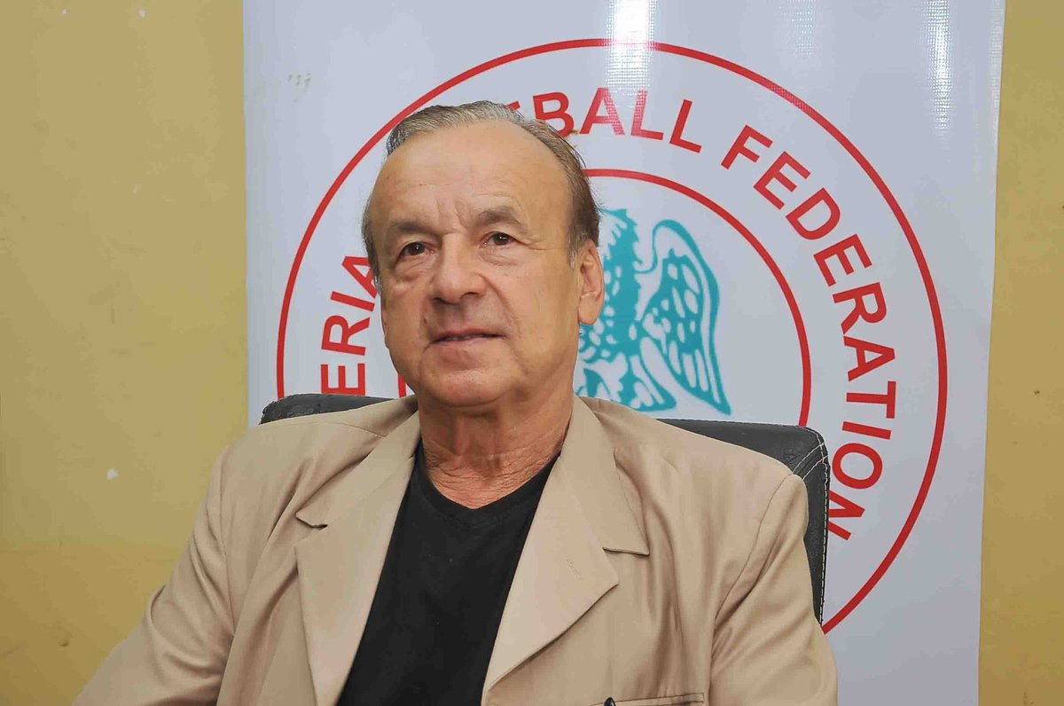 Rohr: No Limits On China-Based Players In Super Eagles