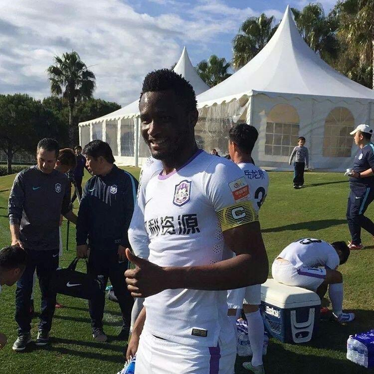 Mikel: Tianjin TEDA Have High-Level Coach In Pacheco