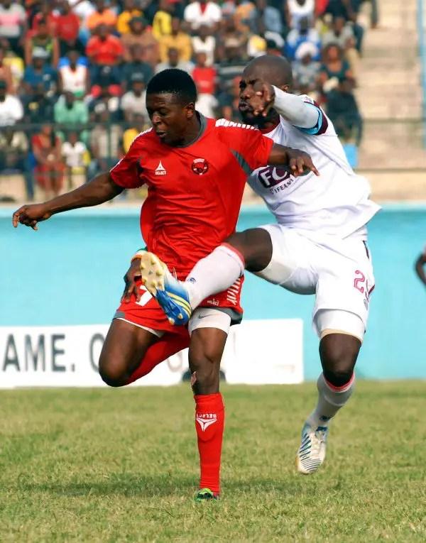 NPFL: Odey Scores Goal No.5 As MFM Shock Sunshine, IfeanyiUbah Edge Rangers
