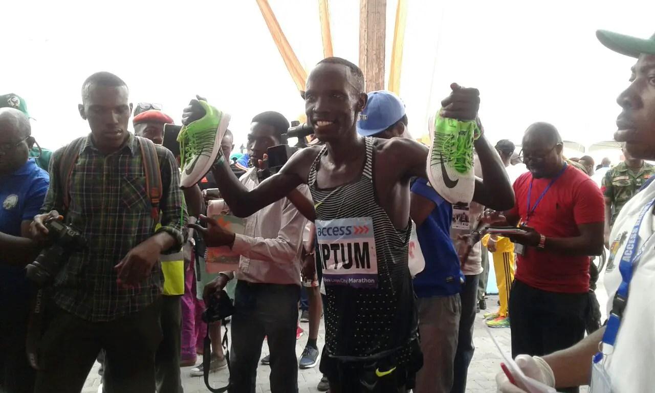 Kenya's Kiptum Retains Lagos City Marathon Title