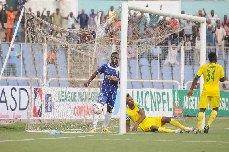 NPFL: Remo Stars Hold 3SC As Akwa United Beat Abia Warriors