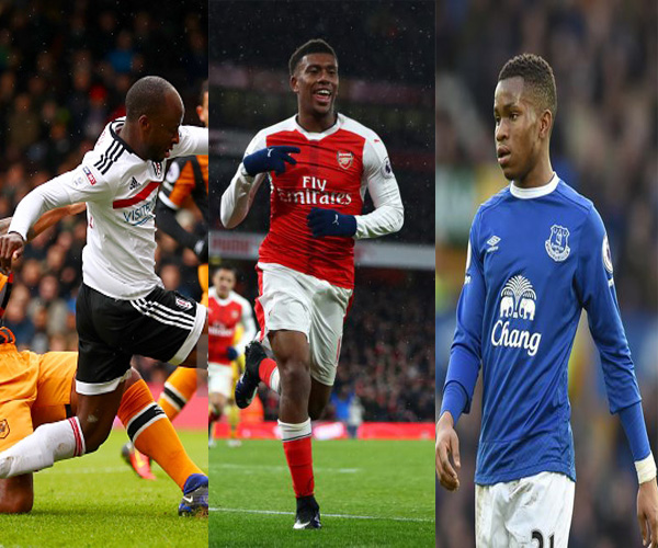 Iwobi, Lookman, Aluko, Nominated For London Football Awards
