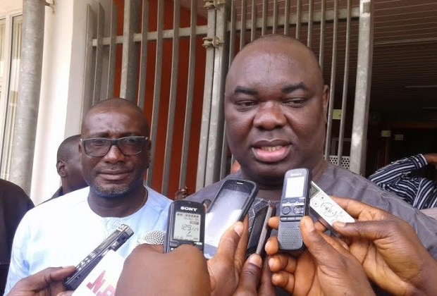 FIFA Hammers GIWA, 4 Other With Five-Year Worldwide Ban