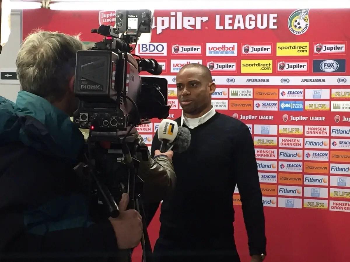 Oliseh's Fortuna Sittard Bag Away Draw At FC Dordrecht
